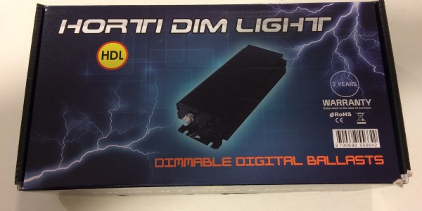 "Ballast ""Horti Dim Light"""